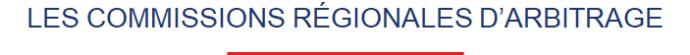 Entete - Les Commissions Régionales d'Arbitrage