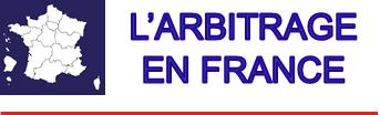 Icone - L'Arbitrage en France